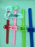 silicone special shape mp3 armbands case silicon cases with animal design