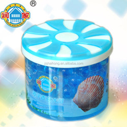 Ocean Aroma Crystal beads air freshener for car New product in 2015