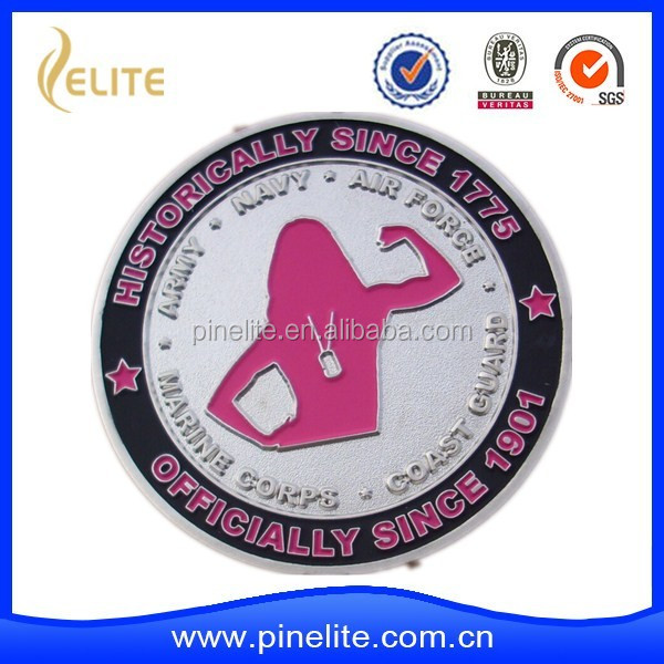 Sexy girl coin