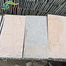 2015 New style slate mushroom stone/Wall cladding decoration mushroom stone/Exterior slate mushroom stone