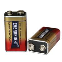 High capacity used for kids car 9v 006p battery