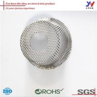 OEM custom sheet metal fabrication of 4x4 welded wire mesh fence as per drawings