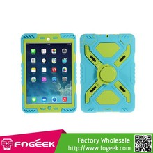 Extreme Heavy Duty Stand Case For iPad Mini 1/2 Pepkoo Spider Series