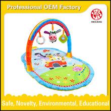 Baby Game Mat/100% Cotton Baby Play Mat/Baby Soft Mat HX9103 OEM factory