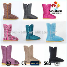 YL2512 2015 new styles fashion eva outsole women snow boot