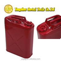 20ltr water canister steel jerry can
