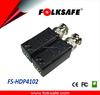 Folksafe HD Passive Video Balun for Dahua CCTV, FS-HDP4102