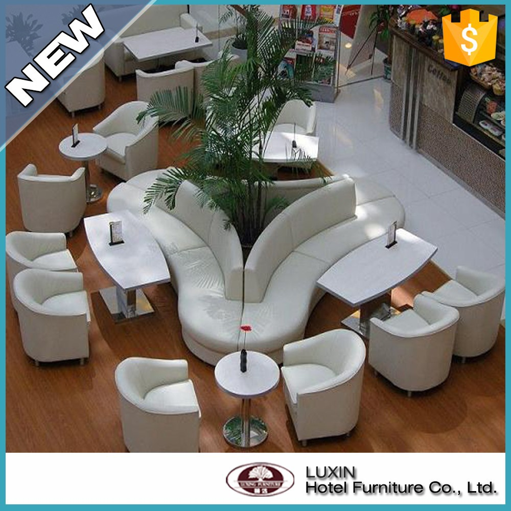 High Quality Lobby Furniture Modern Hotel Lobby