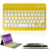 Modern Design 6 colors Aluminum Wireless Bluetooth Mini Keyboard For MAC IOS for Android For Windows PC Tablet For Ipad Air 3