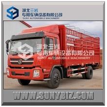 Shacman 4x2 Stake Body Truck animal transpotation truck