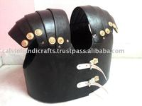 medievel leather short breast armor