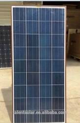 140w 18v polycrystalline Solar Panel/Solar module from China manufacturer