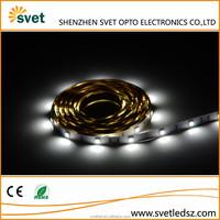 Hot sale high lumens 16-18lm/m continuous 30leds/m led strip 5050