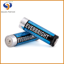 Long shelf life lr6 aa am-3 1.5v industrial alkaline battery