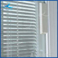 2015 Top sale windows with built in blinds