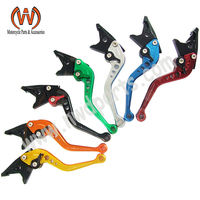 Adjustable Aluminium Clutch Brake Lever fit for DUCATI 900SS 1000SS