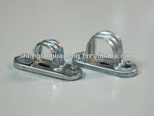 GI conduit spacer bar saddles from 20 to 32mm with base
