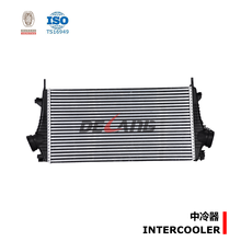 Intercooler CAC for auto's turbo for VAUXHALL INSIGNIA (DL-E068)
