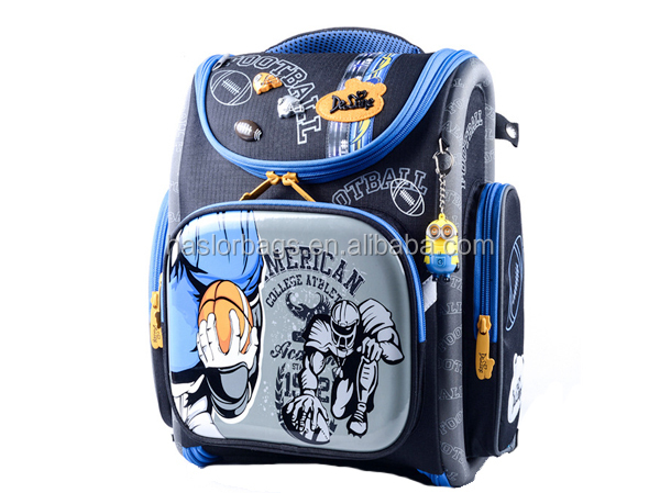 Wholesale Manufacturers High Quality Polyester Backpack School Bag For Kids