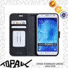Wallet Style Magnetic Flip Cover Holder for iPhone 5 Leather Case