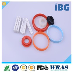 Sealants for cooking apparatus food grade silicone rubber seal