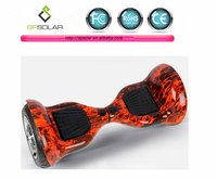 2015 new two wheels powered unicycle smart drifting hoverboard scooter 10inch big tire balance electric scooter for sale