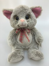Wholesale Plush Toy Stuffed Animal Doll Talking Animal toy Pusheen Cat For Girl Kid Kawaii Cute Cushion Brinquedos