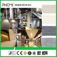 Hot-Selling high quality low price flexible antiskid waterproof brown travertine