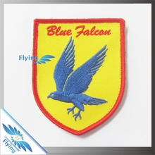 customized embroidery emblem fashion patch badge for group/company/meeting
