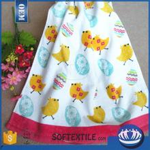 Multifunctional bunny tea towel with CE certificate