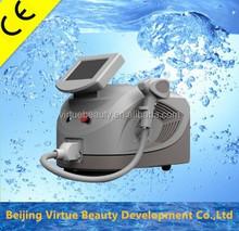 2015 New design!!! Hair Removal 808nm diode laser desktop machine with permanent epilation laser