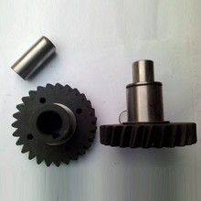 Metal and plastic parts with cnc milling machining