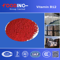 High Quality USP/BP Vitamin B12 Powder