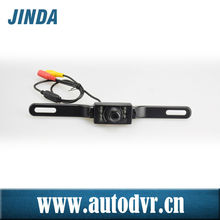 China exported night vision eu license plate frame camera