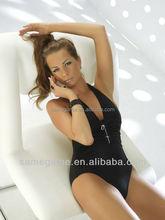 2014 xxxl open hot sex girl one piece swimwear pho