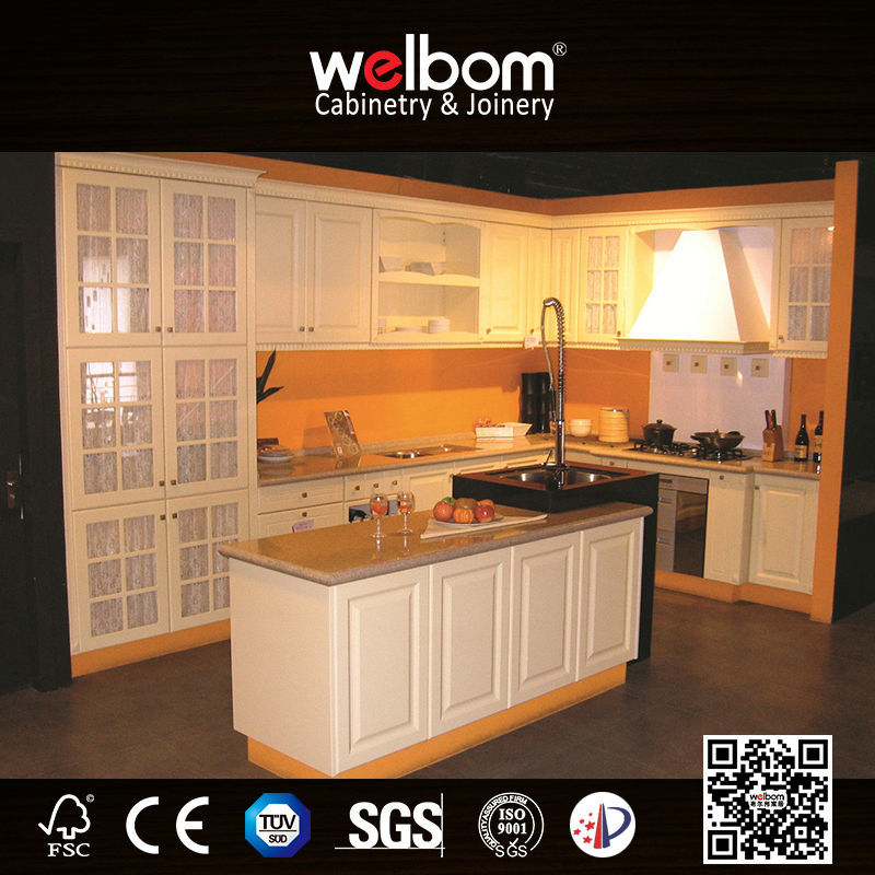 Pvc China Made Modular Kitchen Design With Price Buy