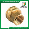 forged 59 brass gas hose adapter for pipes