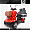 electric double seat folding 2 seat BRI-S04 300cc gas scooters