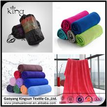 Various kind of bamboo microfiber towel with low price