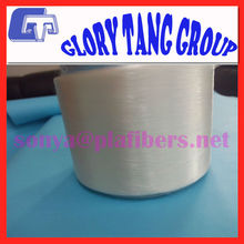 20D/25D monofilament corn yarn, biodegradable pla yarn for tea bag mesh