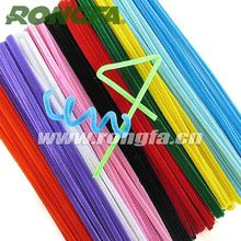 Wire Twisted Chenille Stem Pipe Cleaners