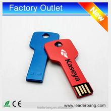 World popular 32gb usb flash drive mini usb key with custom logo