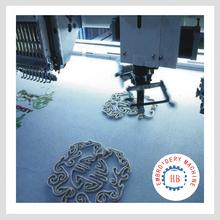 12 head cord computer Embroidery Machines in zhuji