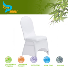 Factory Stock Classical Pleated Folding Cheap Spandex Chair Cover