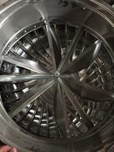 600mm Double blades fan wind driven roof extractor fan