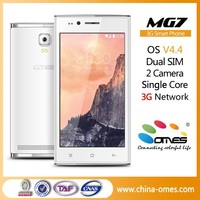 Great Value Wifi GPRS WAP Single Core Dual SIM Android 4.4.2 3g Unlocked Celulares Android Smartphone