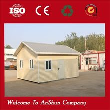 Temporary site customized container hotel office