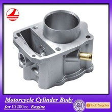 Factory LONGXIN 200CC Motorcycle Engine Parts Motor Tricycle Cylinder