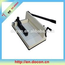 a4 tamaño de guillotina manual de papel de corte de la máquina
