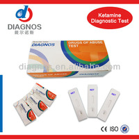 Drug Test Kit for ketamine/ketamine test kit for sale